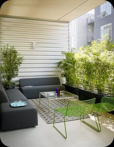 Modern Terrace Decoration, Modern Terrace Design, Terrace Concept, Terrace Decoration