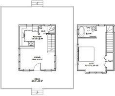 1000 images about floorplans on pinterest floor plans 16x20 house w loft pdf floor plans 620 by excellentfloorplans