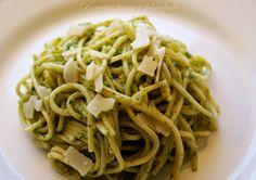 Receitas para a Felicidade!: Esparguete com Creme de Abacate Main Dishes, Spaghetti, Vegetables, Ethnic Recipes, Food, Avocado Cream, Vegetarian Recipes, Noodle, Yummy Recipes