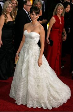 1950s inspired wedding inspiration red carpet oscars