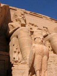 Abu Simbel Temples, Egypt... you know after they get their crap together...