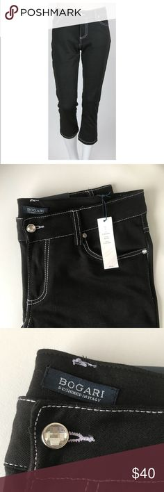 """Bogari Cropped Pants -New With Tags -Never Worn -21""""inseam  -4 pockets  -Very Soft -Make me an offer  -Smoke and Pet Free Home Bogari Pants Ankle & Cropped"""