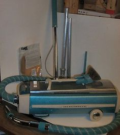 55 Best Vintage Electrolux Tank Canister Vacuums images in
