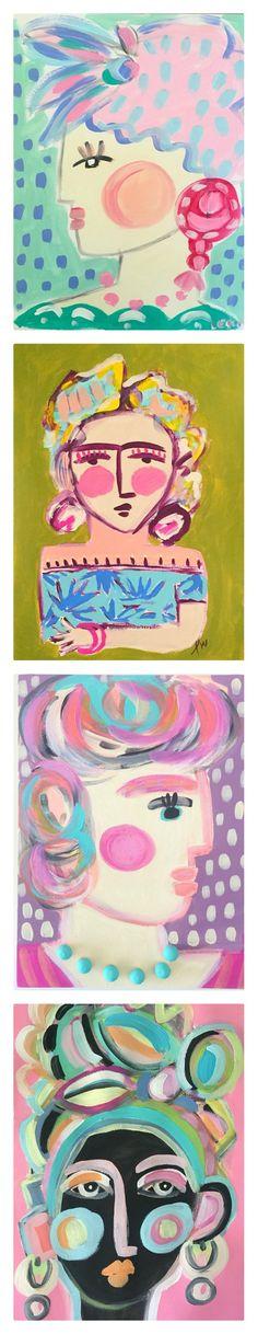 Leslie Weaver Art