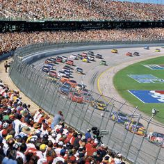 Talladega...been there, done that!!!