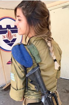 Women Worriors ❤ Related posts:Ukraine Female Hairstyles Ideas for Short Cute Hairstyle For Teen Girls You Can Copy Idf Women, Military Women, Military Girl, Military Police, Brave Women, Real Women, Pinup, Israeli Girls, Cute Hairstyles For Teens