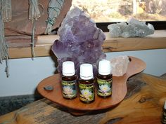 Medicinal Aromatherapy: Wisdom of the Earth