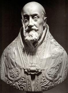 Bust of Pope Gregory XV - Gian Lorenzo Bernini