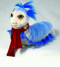 It's the worm from Labyrinth
