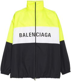 Balenciaga Logo Zip Up Track Jacket mens fashion menswear fashion tshirts mens summer fashion mens designer fashion mens fashion inspiration mens fashion style ideas mens casual outfits man style guide inspiration guys activewear Casual Suit, Men Casual, Casual Outfits, Mens Lightweight Jacket, Men's Health Fitness, Mens Style Guide, Gym Style, Designer Clothes For Men, Mens Clothing Styles