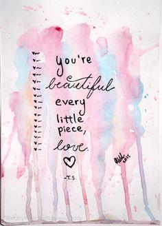 Stay Beautiful- Taylor Swift
