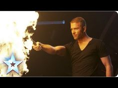 James More's firey magic act! | Semi-Final 4 | Britain's Got Talent 2013 - YouTube