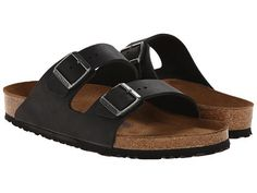 Birkenstock Arizona - The classic Birkenstock® sandal for a perfect casual look and crafted with all of the comfort features you expect. #FREESHIPPING on every order at JColeShoes.com! #Birkenstock #BirkenstockArizona #BirkenstockSandal #Sandal #ArizonaBirkenstock #Black #ArizonaBlack