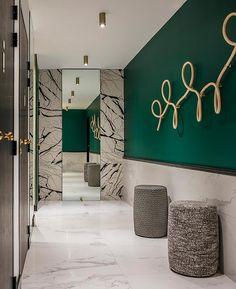 Бархатный лес: ресторан La Forêt Noire в Лионе • Интерьер+Дизайн
