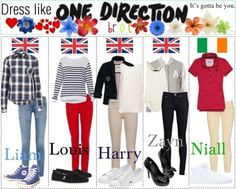 One Direction Girl Version!