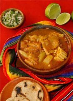 Sopas para un clima frío .:Mujeres elsalvador.com:. Sopa de Pata I'm not Salvadorian, but the Sopa De Pata is BOMB!!!!