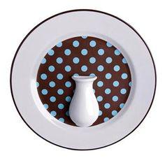 16 pratos descolados para exibir na parede - Casa