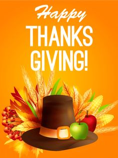 Happy Thanksgiving Card to Loved Ones on Birthday & Greeting Cards by Davia. It's free, and you also can use your own customized birthday calendar and birthday reminders.