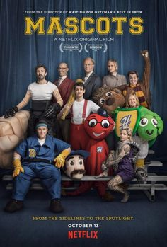 Mascots Movie trailer : Teaser Trailer
