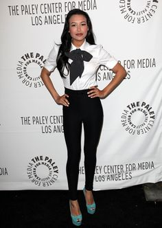 Glee goes to Paley Fest