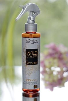Wild Stylers Beach Waves von L'Oréal - for the whole product review visit http://www.miss-annie.de/wild-stylers-beach-waves-von-loreal/ #beauty #blogger #producttesting #loreal #beachwaves #kirstendunst #styling #hair