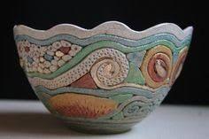 Risultati immagini per hand built pottery