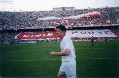 Davor Suker es uno de los mejores jugadores de la historia del Sevilla.