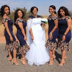Wedding flow! ⚜️💙⚜️.Thanks for sharing Zanel!.#africansweetheartweddings #bride #bridesmaids #wedding