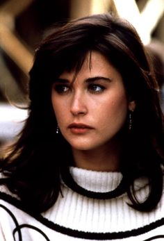 "Demi Moore in delightful movie about the stages of dating, how it affects friendships ""About Last Night"". Demi Moore, Most Beautiful Women, Beautiful People, Emilio Estevez, Beautiful Actresses, New Mexico, Classic Hollywood, American Actress, Movie Stars"