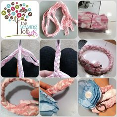 Braided Bracelet How To Collage