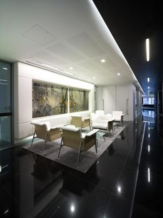 DLA Piper's Perth offices. We love this law firm, bringng comtemporary to meet sophisticated.