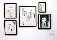 Downtown at Dawn: Grimes (aka Claire Boucher) Dan Rocca, Alexandra Mackenzie, Lux Xzymhr - 'Visuals' AVA Gallery