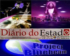 Disso Voce Sabia?: INÉDITO: Saiu hoje (28/08) na imprensa Brasileira matéria sobre Projeto Blue Beam. Confira!