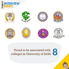 InterviewBuddy™ offers live & on-demand virtual face-to-face mock interview with industry experts. University Of Delhi, Gates, Collaboration, Finance, Career, Interview, Students, Product Launch, Management