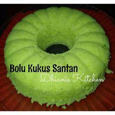 Resep Bolu kukus santan / cake kukus / putu ayu tanpa kelapa yang tetep empuk meski sudah 2 hari by Dhianis Kitchen