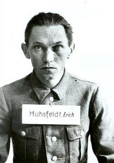 Erich Mußfeldt was assigned to serve at Auschwitz I of Auschwitz Concentration Camp in mid-1940, then in late 1941 he was transferred to Majdanek Concentration Camp, where he assumed the role of the chief of the crematorium. In May 1944, he returned to Auschwitz as the supervising officer of the Jewish Sonderkommando in Crematorium II and III at the Auschwitz II-Birkenau camp. Starting in Aug 1944, he served on the front lines, but in early Apr 1945 he was assigned to Flossenbürg.