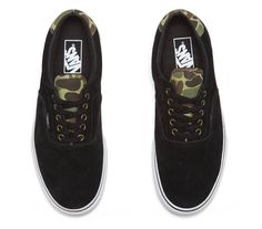 dda41a8705 New Arrivals. Camo Shoes. Vans Era ...