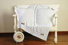 324279 Manta 80x90 perla 100% algodón color blanco - http://babyscaprices.com/tienda/324279-manta-80x90-perla-algodon-blanco/ Manta de la marca FLOC BABY fabricada100% algodón de máxima calidad. Color blanco.
