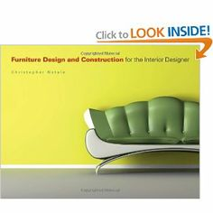 Furniture Design and Construction for the Interior Designer / by Christopher Natale Dining Room Furniture Design, Home Office Furniture Design, Book Furniture, Home Office Design, Design Fields, Design Department, Picture Design, Layout Design, Art Decor