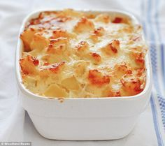 Mary Berry's food special: Quite the best fish bake