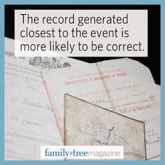 Conflicting Census Records: Birth Year - Family Tree Magazine