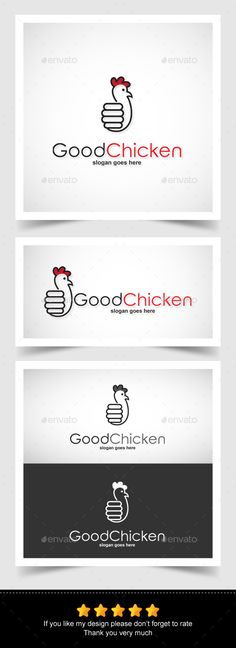 Good Chicken Logo by mangga Good Chicken Logo: - 100 Re-sizable vector - 100 Editable text - Easily customizable colors - AI & EPS documents Used Fonts Chicken Brands, Chicken Logo, Chicken Restaurant Logos, Logo Restaurant, Cool Typography, Graphic Design Typography, Logo Design, Logo Zz, Chicken Illustration