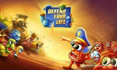 Defend Your Life! v1.002 Apk [Mod Money] Android Game