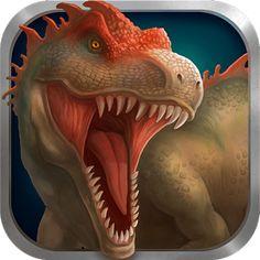 Jurassic World - Evoulution v1.3 APK MOD Unlimited DNA