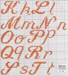 Artes de Maria Helena: Alfabetos