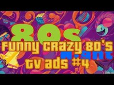 Crazy Funny 80's T.V. Ads - Try Not To Laugh Or Grin #4 Crazy Funny, Wtf Funny, 80s Tv, Happy Pills, Try Not To Laugh, Good Vibes, Viral Videos, Ads