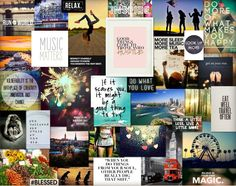 Dreaming Big - Part 1: Vision Boards