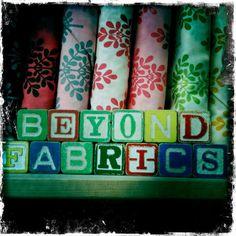Best fabric store London