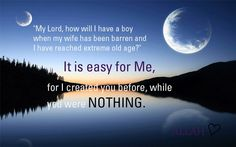 Everything is easy for Allah, the God.