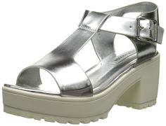 Steve Madden Women's Stefano Platform Sandal ** Check out the image by visiting the link.